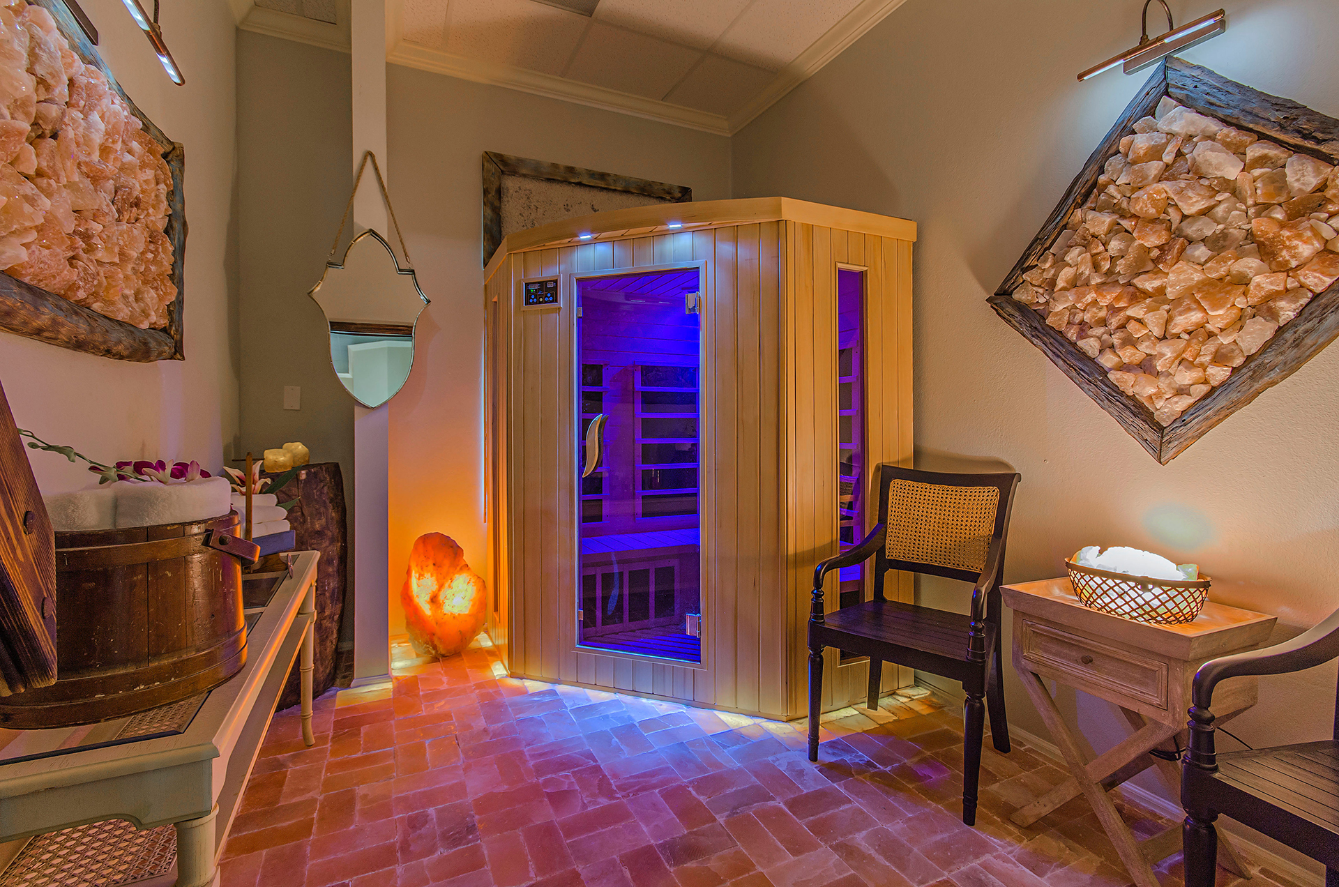 Salt Therapy Grotto In Naples Fl Salt Cave Therapy